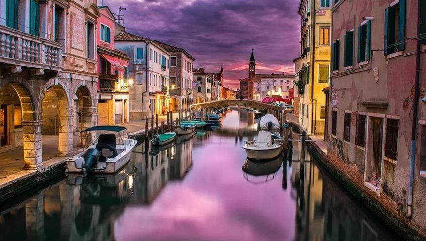Térdig érő víz várható vasárnap Velencében a Szent Márk téren