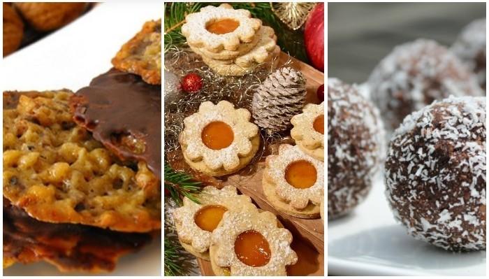 Mit süssünk karácsonykor - Három tökéletes karácsonyi aprósütemény, ami sokáig eláll és lehetetlen elrontani