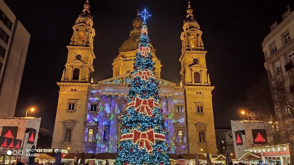 Advent - Csendes ünneplés lesz az idén a budapesti Szent István-bazilikánál