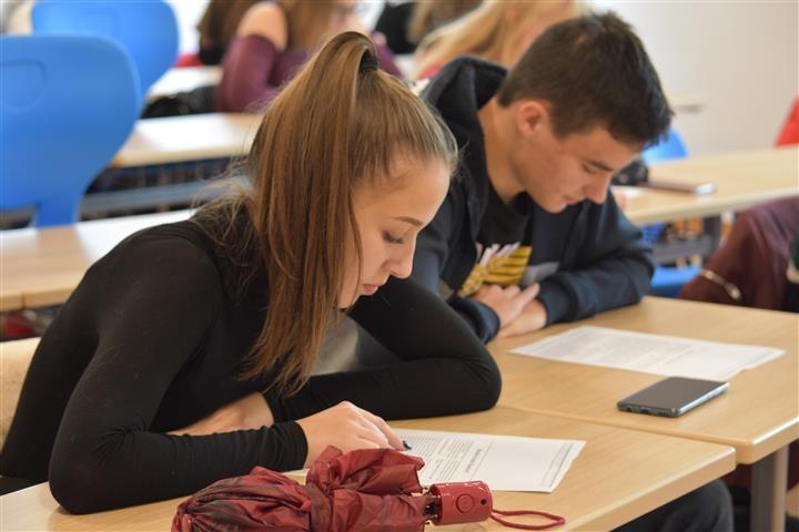 Idegen nyelvi szakmai napot tartottak a szombathelyi Premontrei Gimnáziumban
