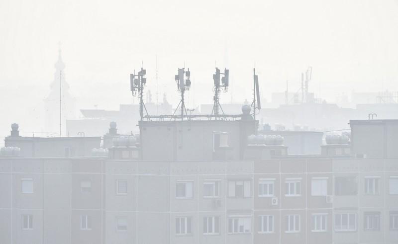 Budapesten elrendelték a szmogriadót