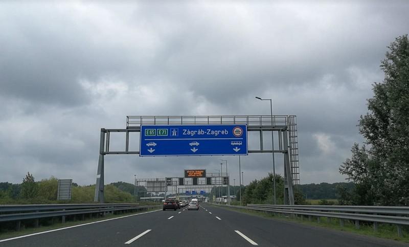 Lezárják az M7-es autópálya letenyei határátkelőjét pénteken