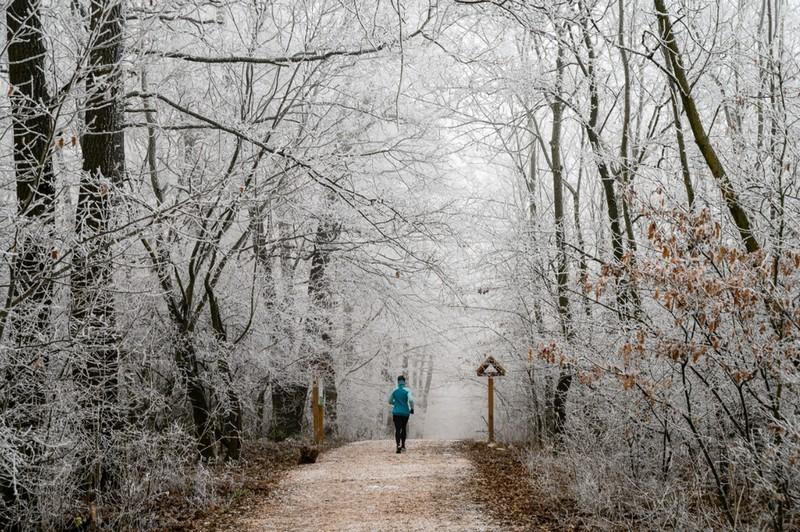 Időjárási figyelmeztetése csütörtökre - Már az is látszik, mikor várható havazás