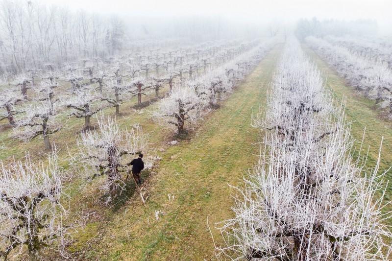Friss időjárás-előrejelzés - Hat megyére ismét figyelmeztetést adott ki az OMSZ péntekre