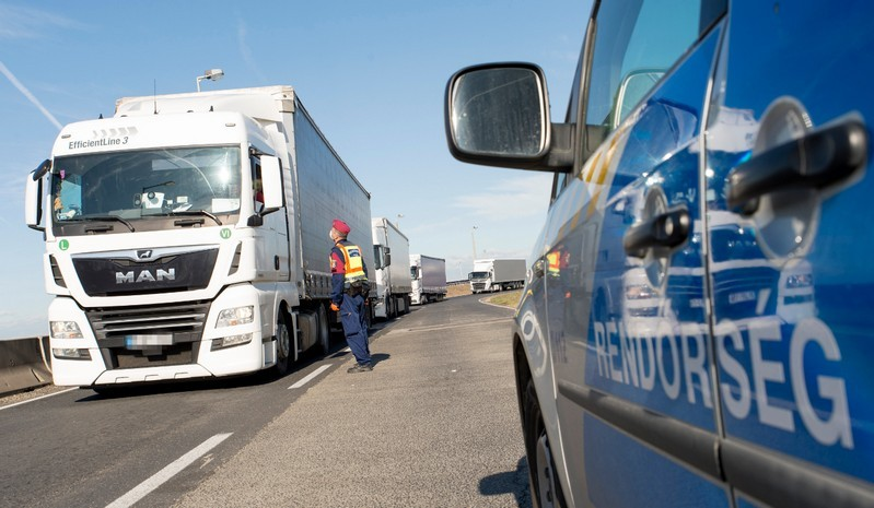 Új szabályok jönnek a járművezetők munkaidejére és pihenőidejére