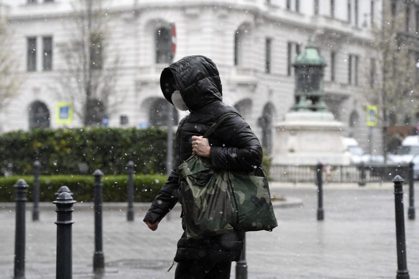 Itt a legfrissebb időjárás-előrejelzés március utolsó napjára