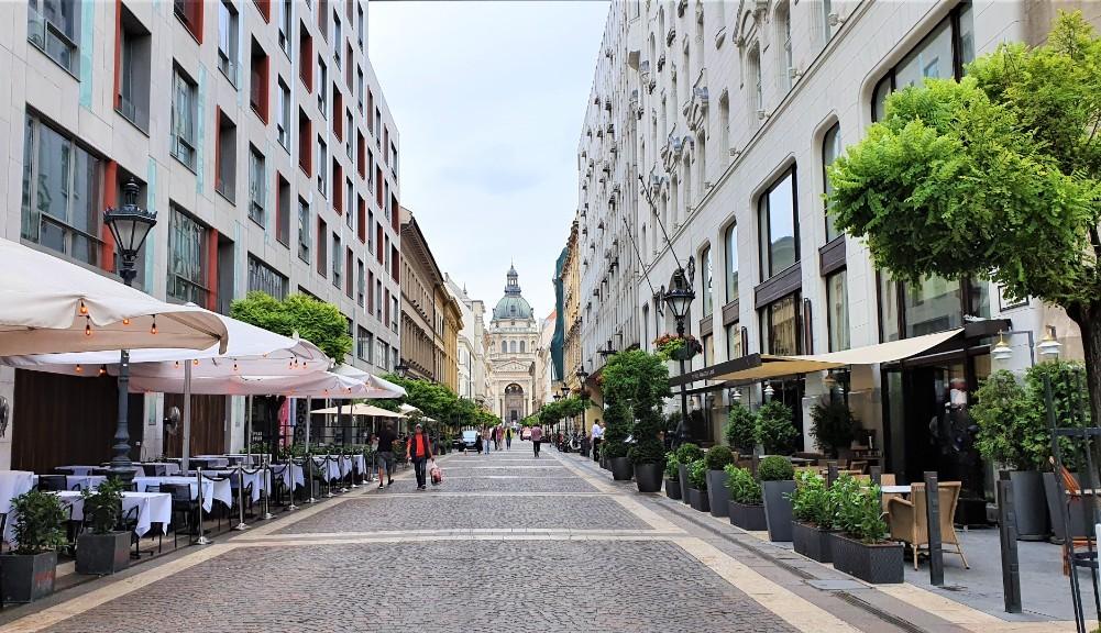 A külföldi turisták hiányát leginkább Budapest szenvedi meg
