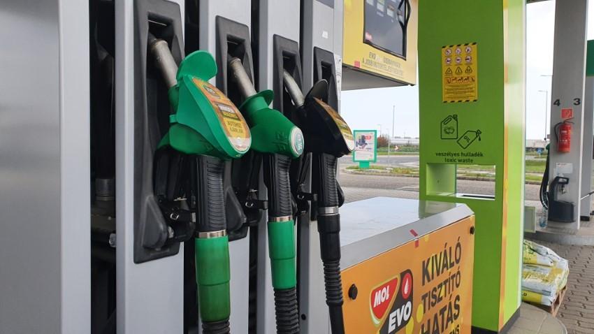 Benzin- és gázolajár - Megnyugodhatnak az autósok