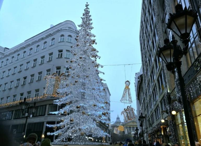 Advent - Közös kampányt indítottak a budapesti bevásárlóutcák