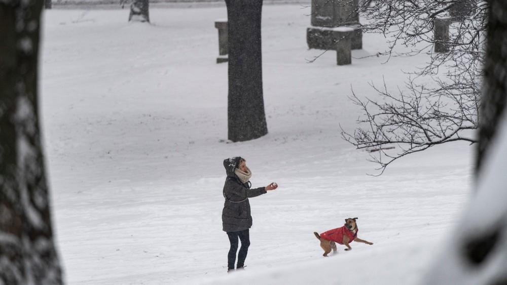 Itt a friss OMSZ előrejelzés vasárnapig - Újabb havazás jön