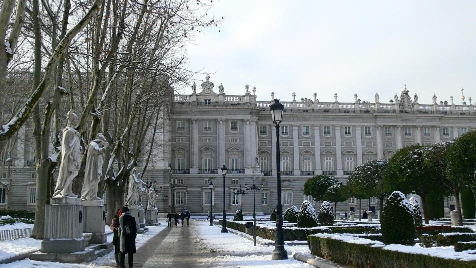 Évtizedek óta nem látott hideget mértek Spanyolország
