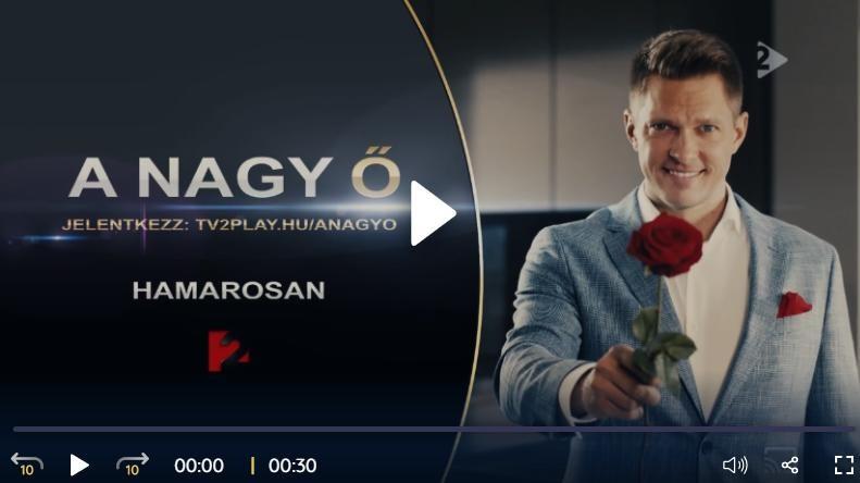 Jön A Nagy Ő a TV2-re
