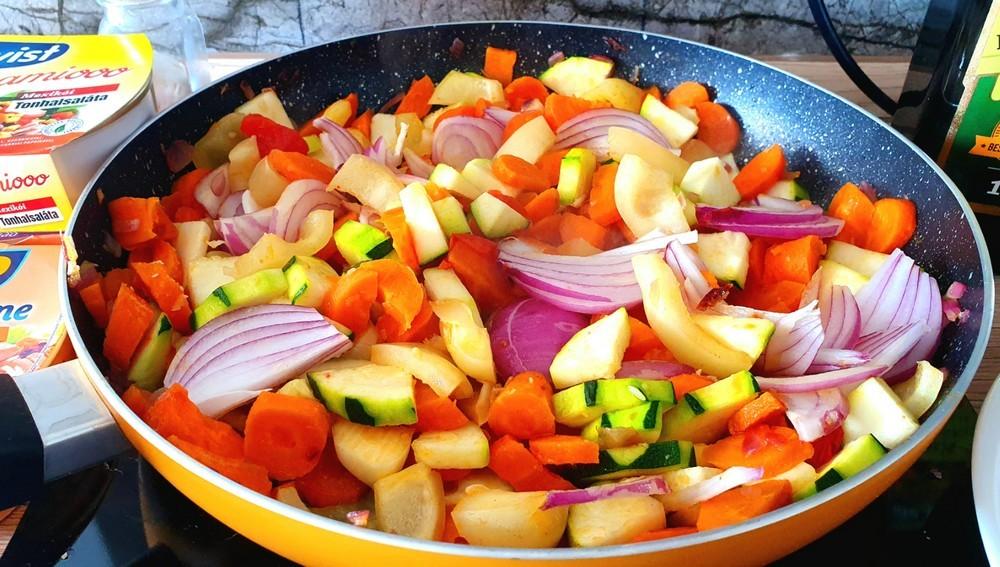 Mit főzzünk? - Villámgyors zöldséges egytálétel a böjti napokra