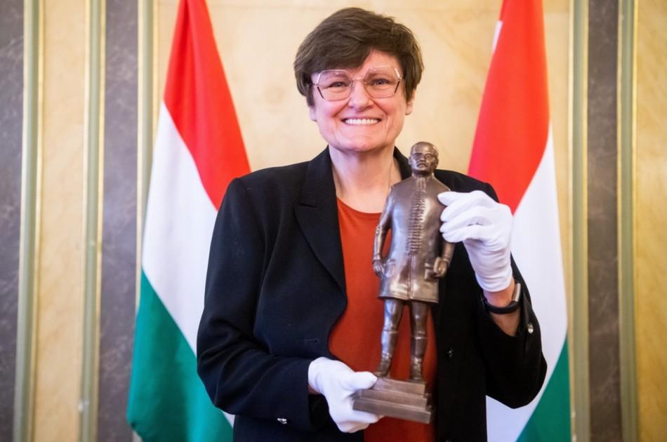 Karikó Katalin beírta nevét az orvostudomány történetébe