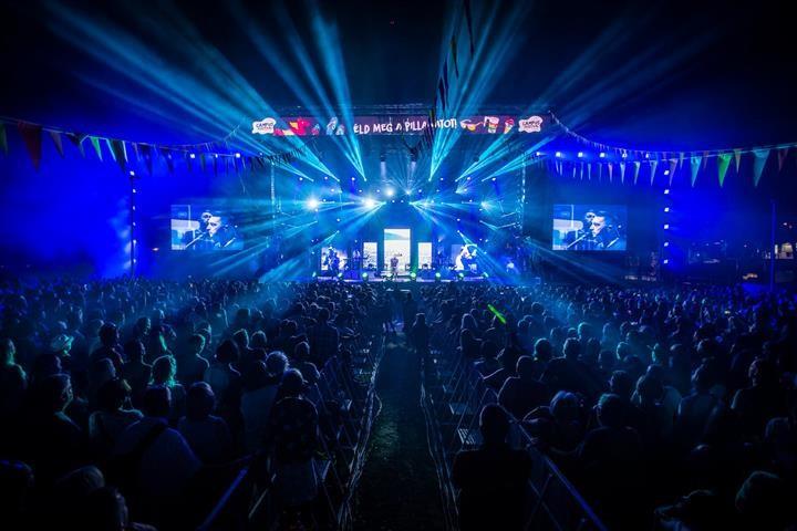 87 ezren látogattak el a debreceni Nagyerdőbe a 13. Campus Fesztiválra