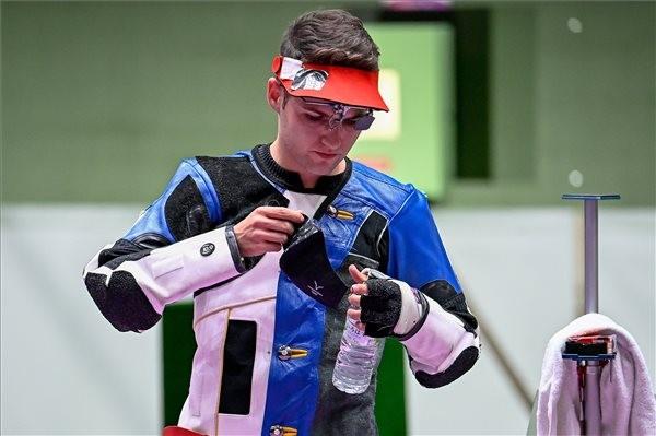 Olimpia - Péni István ötödik lett a légpuskások versenyében