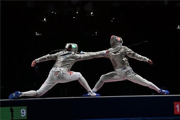 Olimpia - Szilágyi Áron bejutott a döntőbe