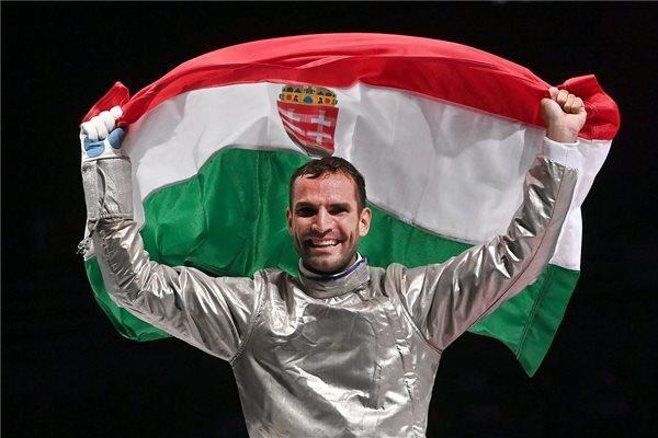 Szilágyi Áron ismét olimpiai bajnok