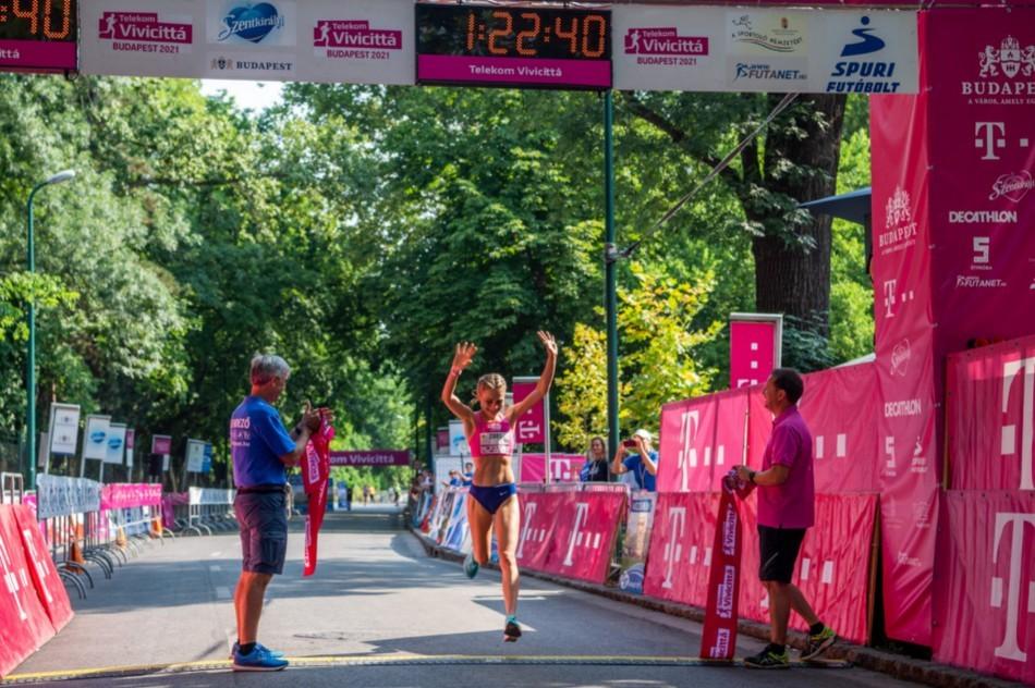 Vivicittá - Itt vannak az idei félmaraton és a 10 km-es táv eredményei