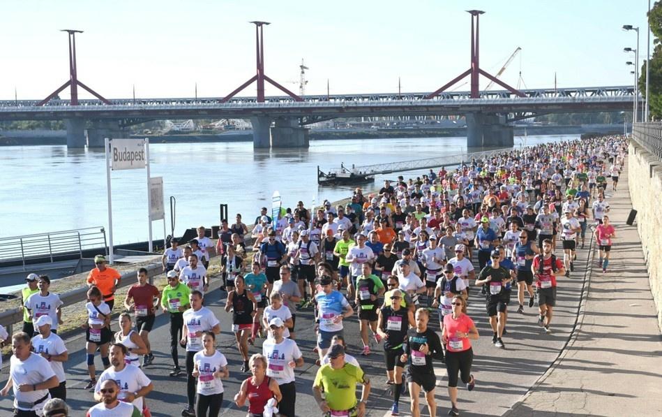 Egyéni csúcsok a Wizz Air Budapest Félmaratonon - Eredmények