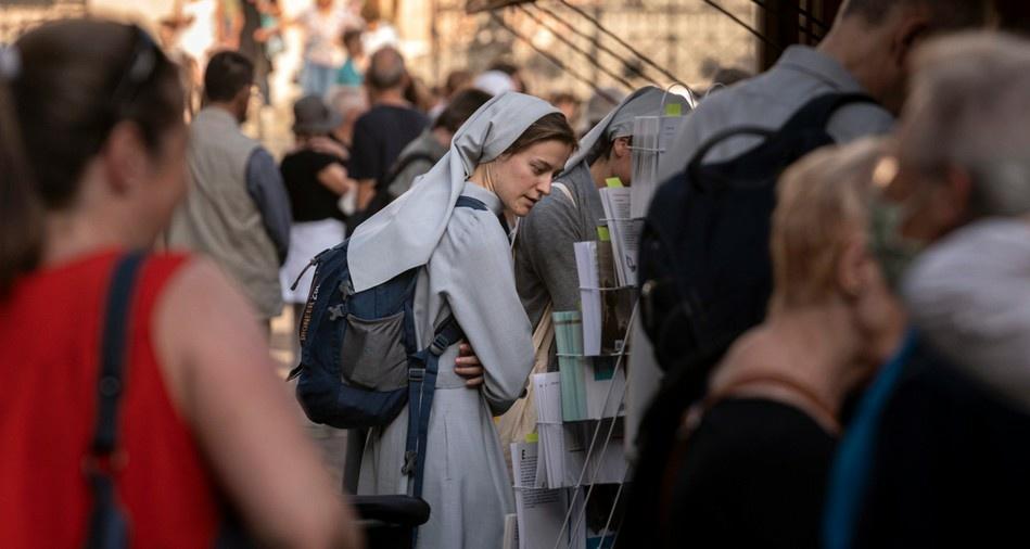 Megkezdődött a katolikus világtalálkozó Budapesten