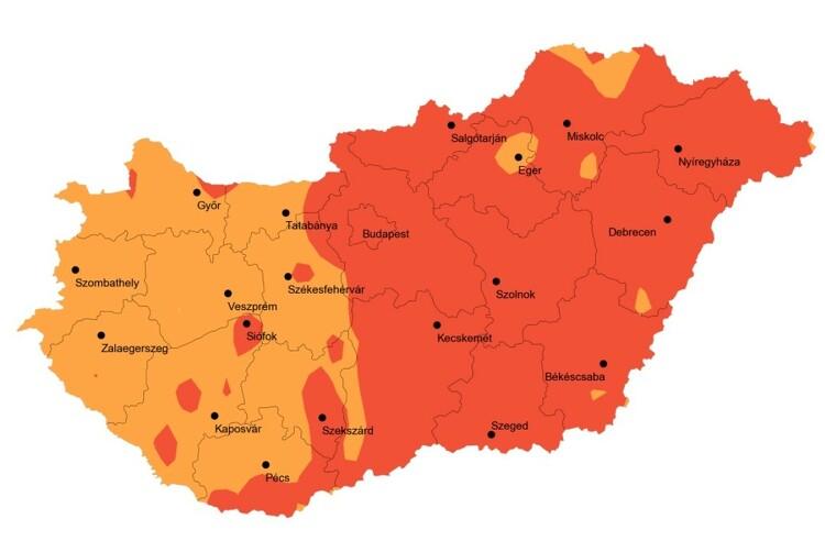 Parlagfű-pollenkoncentráció 2021. szeptember 17. péntek