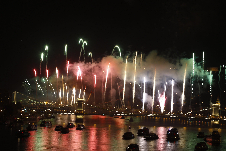 Augusztus 20-a - Itt az augusztus 20-i budapesti részletes program